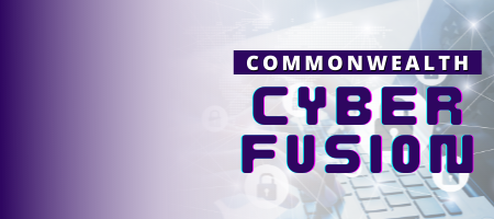 Commonwealth Cyber Fusion decorative graphic