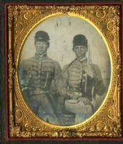 Civil War Cadets, 1861