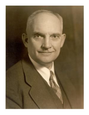 Photo of George R. Collins