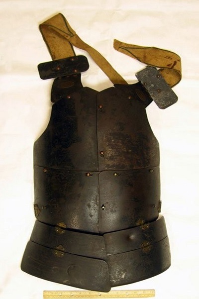 Photograph of the Atwater Armor