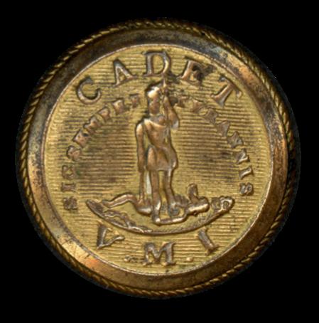 Photo of Cadet Jefferson's Button