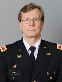 Col. John E. Cerkey, Ph.D.