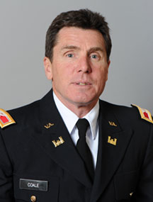 Col. James A. Coale, Ph.D.