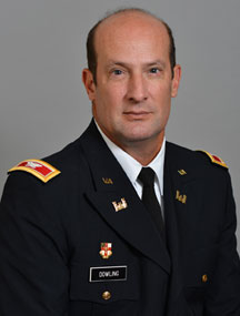 Col. Timothy C. Dowling, Ph.D.