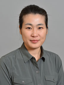 Maj. Youna Jung, Ph.D.