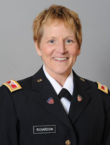 Col. Holly J. Richardson, Ph.D.