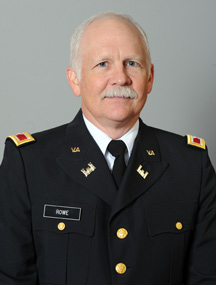 Col. Richard A. Rowe, Ph.D.