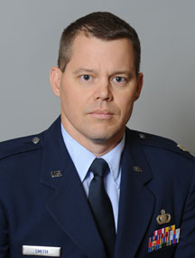 Lt. Col. Jeffrey S. Smith, Ph.D.