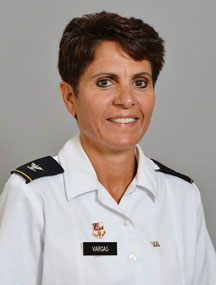 Col. Stacia K. Vargas, Ph.D.