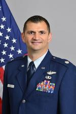 Photo of Lieutenant Colonel Michael B. Rose, Air Force ROTC