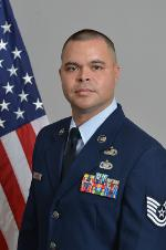 TSgt Micheal Deboef, AFROTC