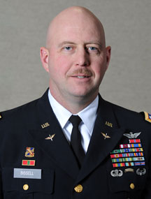 Col. Gary Bissell