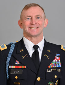 Col. David R. Gray, Ph.D., U.S. Army (Ret)